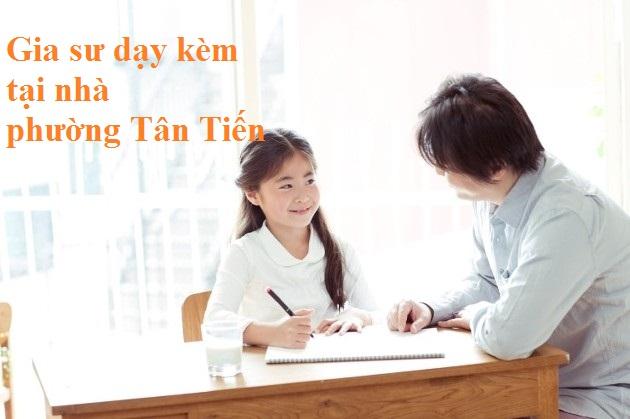 Gia sư dạy kèm tại nhà phường Tân Tiến
